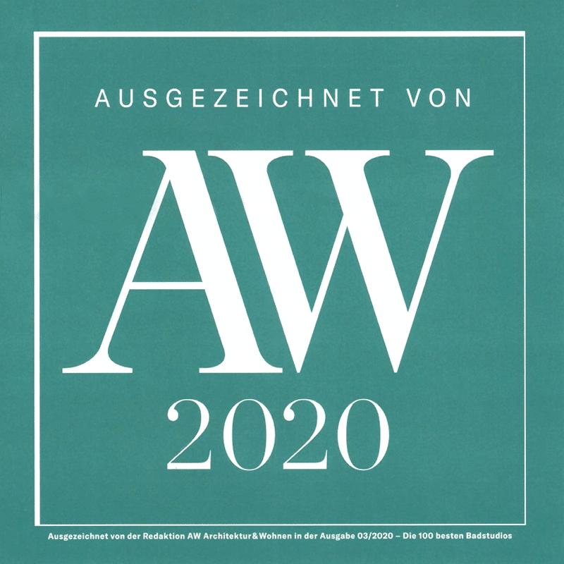 AW Beste Badstudios 2020